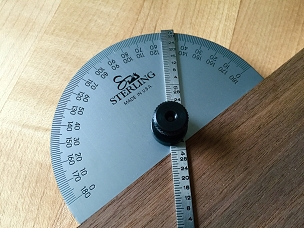 Sterling Precision Protractor