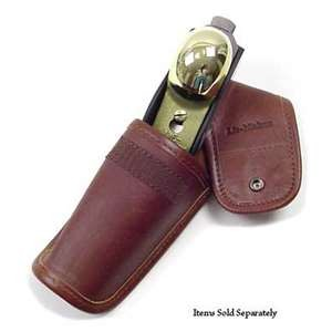 Leather Holster For  Low Angle Adj. Mouth Block Plane
