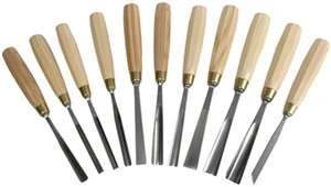 Chris Pye - Auriou  11 pc  Carving Tool  Set